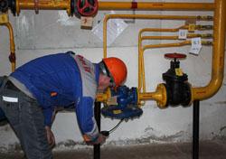 проверка на герметичность оборудования ГРП