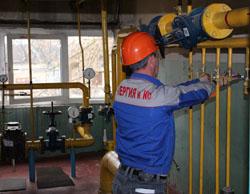 обслуживание газовой котельной