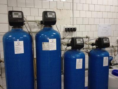 водоподготовка котельной